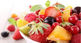 אכילת פירות בבוקר