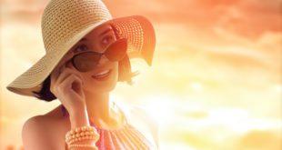 להגן על השיער מהשמש